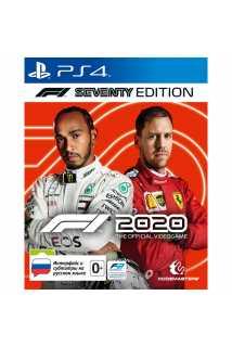 F1 2020 - Seventy Edition [PS4]