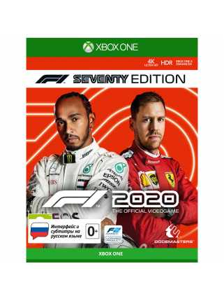 F1 2020 - Seventy Edition [Xbox One]
