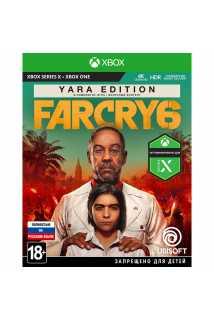 Far Cry 6 - Yara Edition [Xbox One/Xbox Series, русская версия]