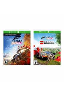 Forza Horizon 4 + LEGO Speed Champions (Код) [Xbox One]