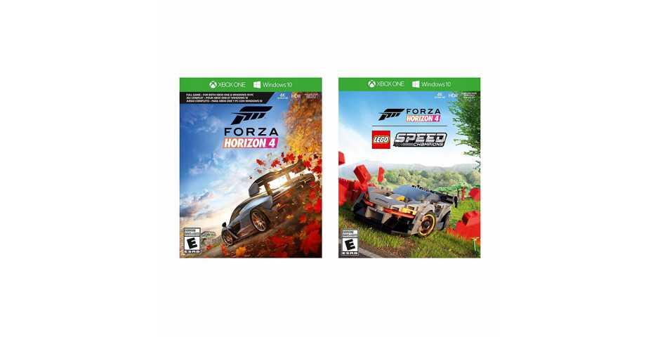 Forza Horizon 4 + LEGO Speed Champions (Код) [Xbox One]