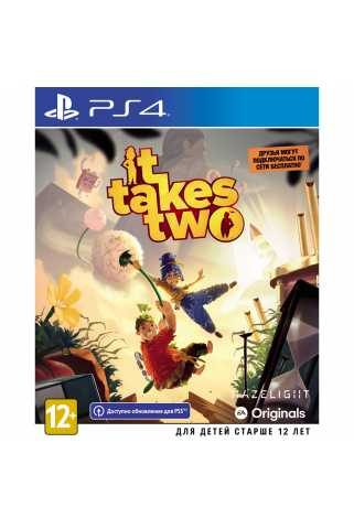 It Takes Two [PS4] Trade-in | Б/У