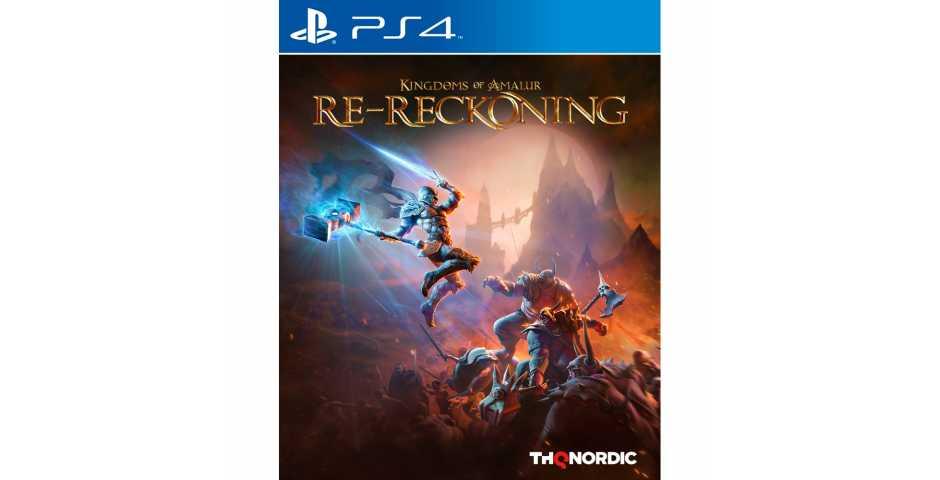 Kingdoms of Amalur: Re-Reckoning [PS4]