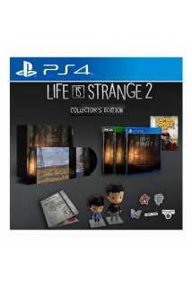 Life Is Strange 2 - Collector's Edition [PS4]