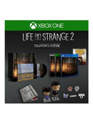 Life Is Strange 2 - Collector's Edition [Xbox One]