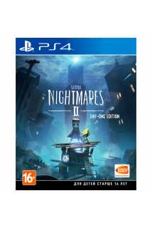 Little Nightmares II - Day 1 Edition [PS4] Trade-in | Б/У