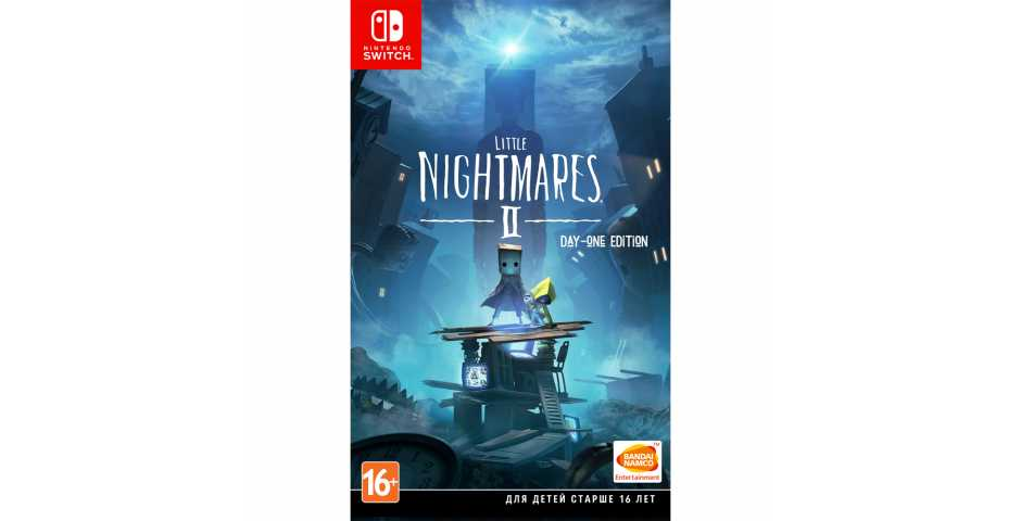 Little Nightmares II - Day 1 Edition [Switch]