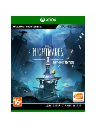 Little Nightmares II - Day 1 Edition [Xbox One]