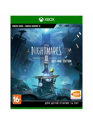 Little Nightmares II - Day 1 Edition [Xbox One/Xbox Series]