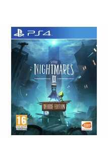 Little Nightmares II - Deluxe Edition [PS4]