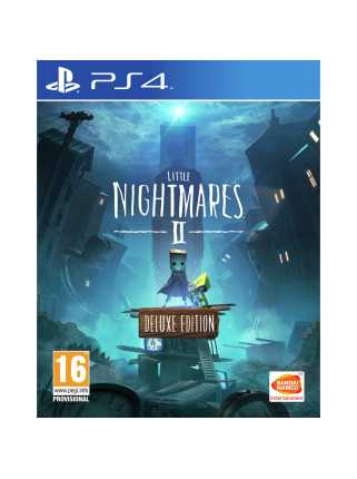 Little Nightmares II - Deluxe Edition [PS4]