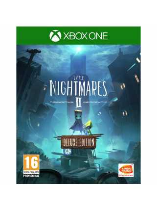 Little Nightmares II - Deluxe Edition [Xbox One]
