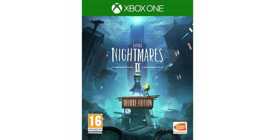 Little Nightmares II - Deluxe Edition [Xbox One]