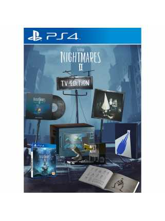 Little Nightmares II - TV Edition [PS4]