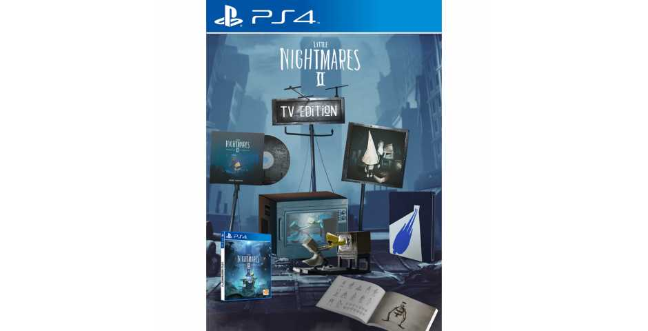 Little Nightmares II - TV Edition [PS4]