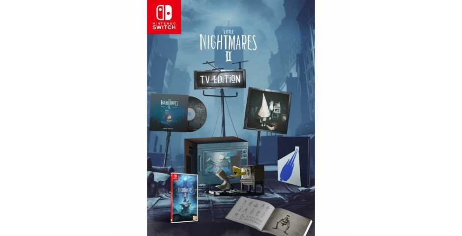 Little Nightmares II - TV Edition [Switch]