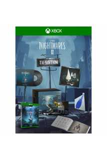 Little Nightmares II - TV Edition [Xbox One/Xbox Series]