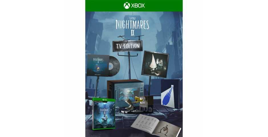 Little Nightmares II - TV Edition [Xbox One/Xbox Series]