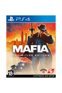 Mafia: Definitive Edition [PS4]
