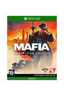 Mafia: Definitive Edition [Xbox One]
