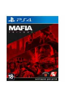 Mafia: Trilogy [PS4] Trade-in   Б/У