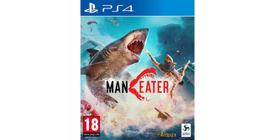 Maneater - Day One Edition [PS4]