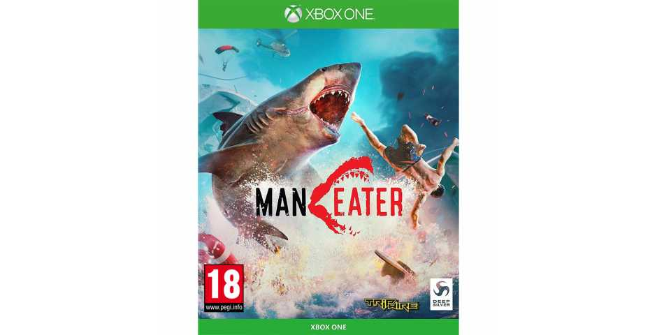 Maneater - Day One Edition [Xbox One]