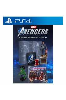 Marvel's Avengers: Earth's Mightiest Edition [PS4, русская версия]