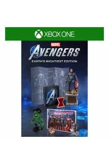 Marvel's Avengers: Earth's Mightiest Edition [Xbox One, русская версия]