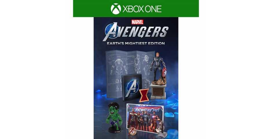 Marvel's Avengers: Earth's Mightiest Edition [Xbox One, русская версия]