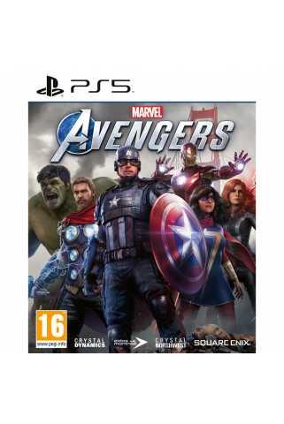 Marvel's Avengers (Мстители Marvel) [PS5, русская версия]