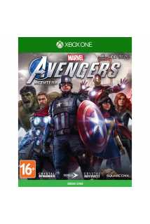 Marvel's Avengers (Мстители Marvel) [Xbox One, русская версия]