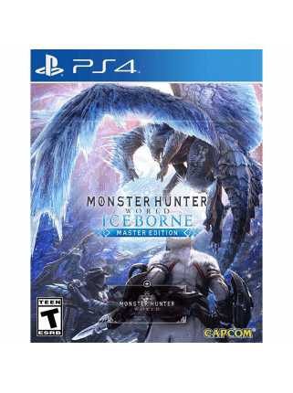 Monster Hunter World: Iceborne Master Edition [PS4]