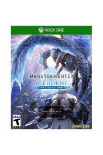 Monster Hunter World: Iceborne Master Edition [Xbox One]