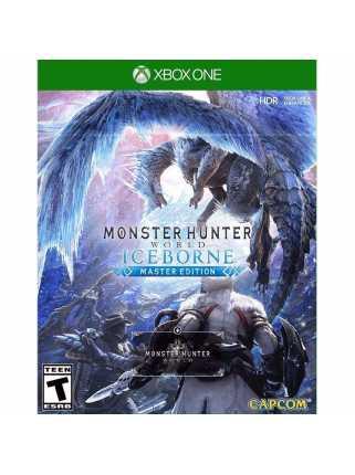 Monster Hunter World: Iceborne Master Edition [Xbox One]