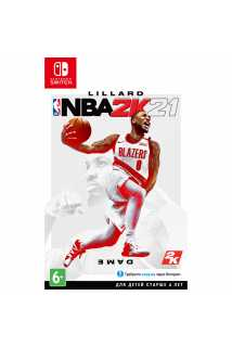 NBA 2K21 [Switch]