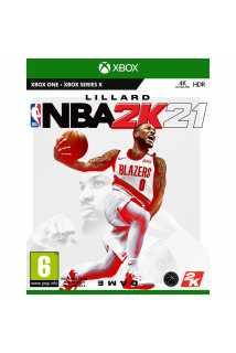 NBA 2K21 [Xbox One/Xbox Series]