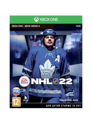 NHL 22 [Xbox One]