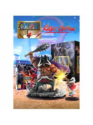 One Piece: Pirate Warriors 4 - Kaido Edition [PS4]