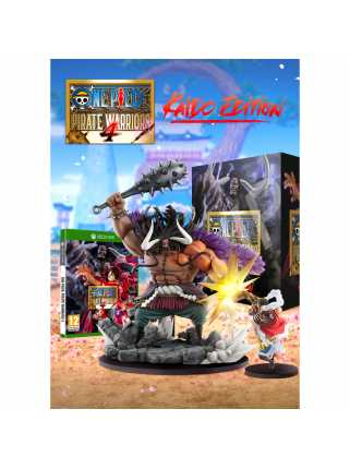 One Piece: Pirate Warriors 4 - Kaido Edition [Xbox One]
