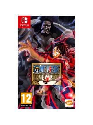 One Piece: Pirate Warriors 4 [Switch]