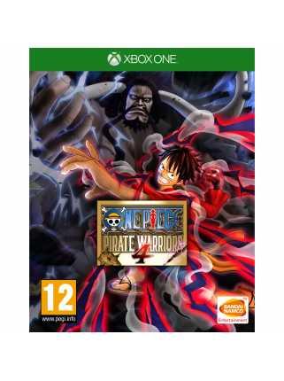 One Piece: Pirate Warriors 4 [Xbox One]
