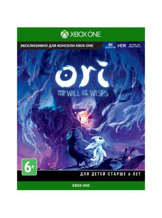 Ori and the Will of the Wisps [Xbox One]