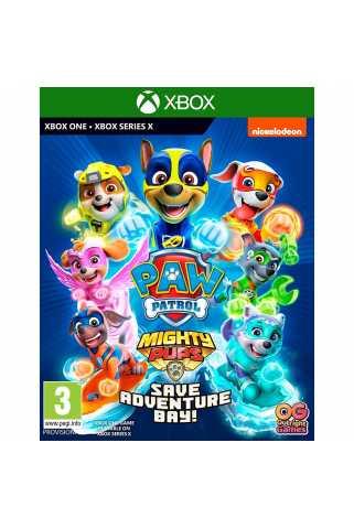 Щенячий патруль: Мега-щенки спасают Бухту Приключений [Xbox One]