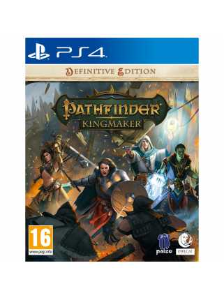 Pathfinder: Kingmaker - Definitive Edition [PS4]