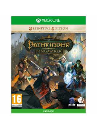 Pathfinder: Kingmaker - Definitive Edition [Xbox One]