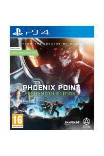 Phoenix Point: Behemoth Edition [PS4]