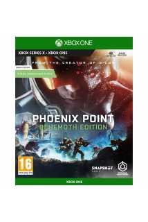 Phoenix Point: Behemoth Edition [Xbox One/Xbox Series]