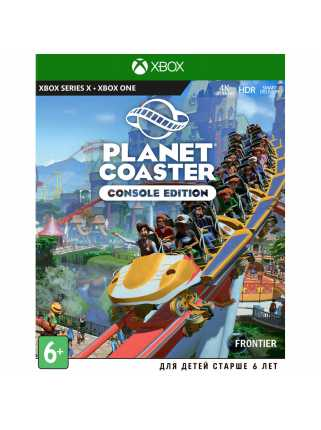 Planet Coaster: Console Edition [Xbox One]