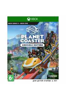 Planet Coaster: Console Edition [Xbox Series]